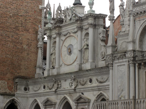 More of the Doge's palace.